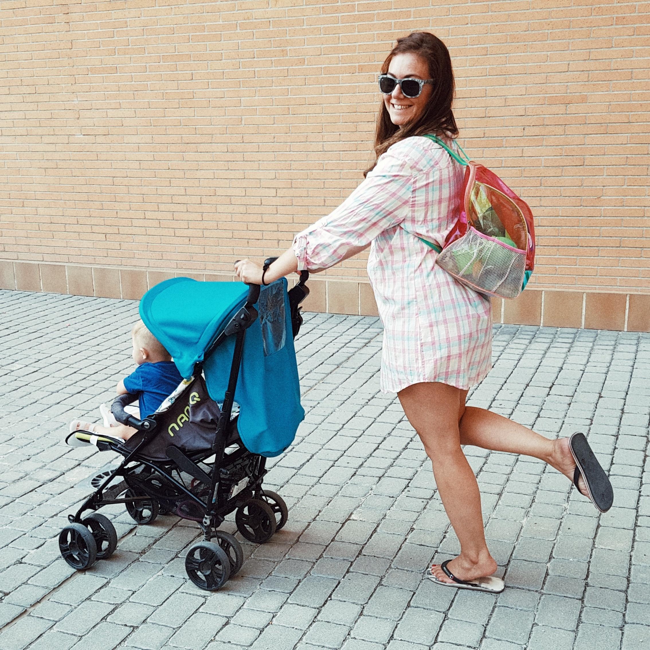 Comparativa de sillas de paseo compactas la guinda de lim n - Comparativa sillas bebe ...